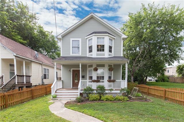 1317 N 34th Street, Richmond, VA 23223 (MLS #1824563) :: The RVA Group Realty