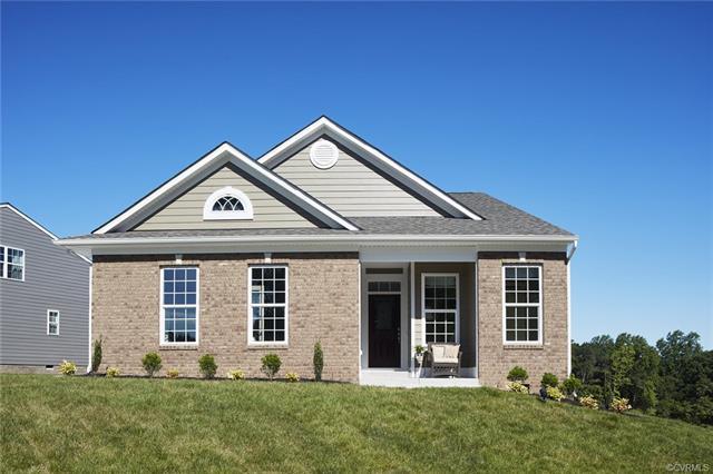 11109 Norman Garden Circle #8, Chesterfield, VA 23236 (MLS #1824590) :: The RVA Group Realty