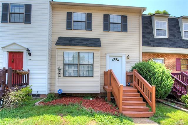 1640 Skiffes Creek Circle #1640, Williamsburg, VA 23185 (MLS #1824647) :: RE/MAX Action Real Estate