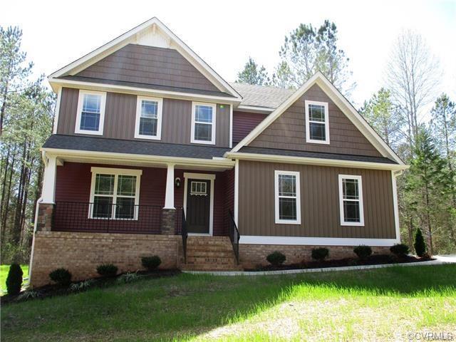 6221 Walnut Tree Drive, Powhatan, VA 23139 (MLS #1824658) :: Explore Realty Group