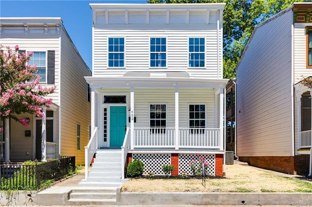 422 N 33rd Street, Richmond, VA 23223 (MLS #1824709) :: Small & Associates