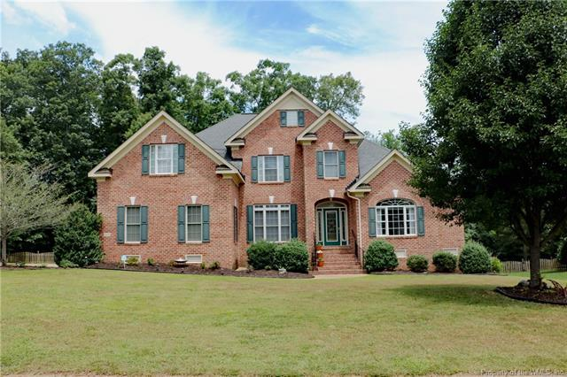 4060 Powhatan Secondary, Williamsburg, VA 23188 (MLS #1824725) :: The Ryan Sanford Team