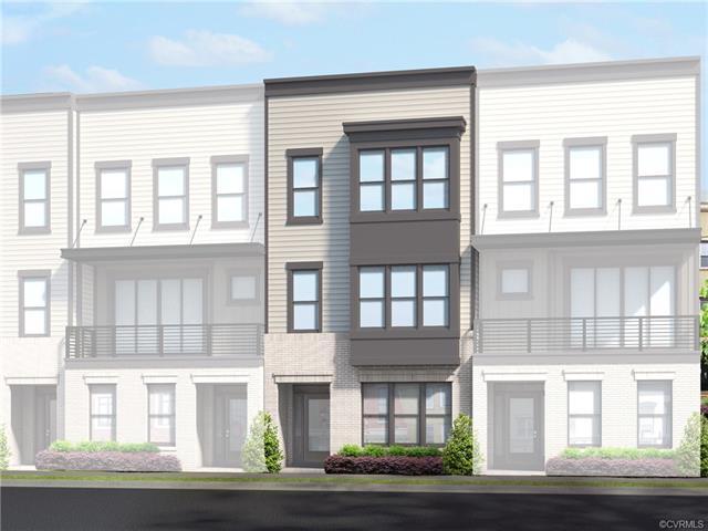Lot 10 Shiplock Row 10 Blk 20, Henrico, VA 23231 (MLS #1824806) :: Small & Associates