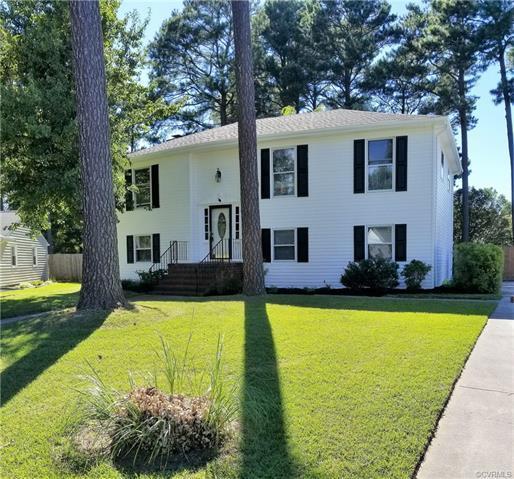 108 Salisbury Road, Colonial Heights, VA 23834 (MLS #1824840) :: Explore Realty Group