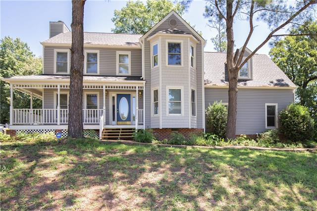 5400 Koufax Drive, North Chesterfield, VA 23234 (MLS #1824907) :: RE/MAX Action Real Estate