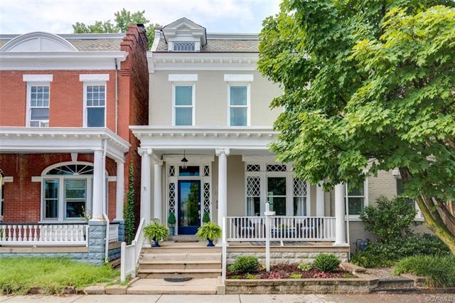 1618 Floyd Avenue, Richmond, VA 23220 (MLS #1824953) :: The RVA Group Realty