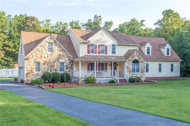 9212 Cattail Road, Chesterfield, VA 23838 (MLS #1824978) :: The RVA Group Realty