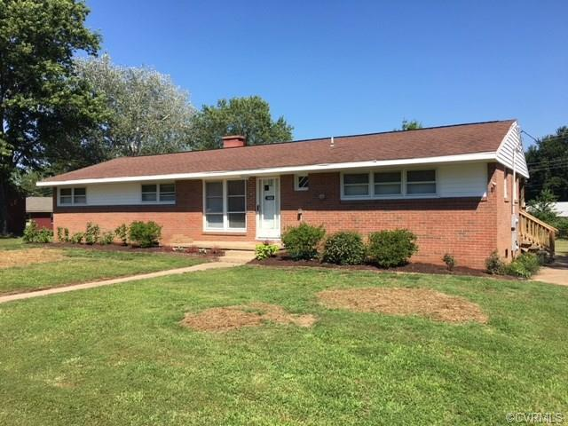 7242 Stonewall Drive, Mechanicsville, VA 23111 (MLS #1825017) :: The Ryan Sanford Team