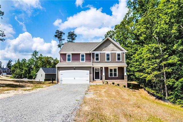 7025 Oakfork Loop, New Kent, VA 23124 (MLS #1825110) :: The Ryan Sanford Team
