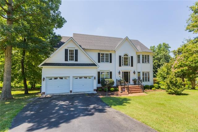 11608 Hickory Landing Place, Chester, VA 23831 (MLS #1825160) :: Explore Realty Group