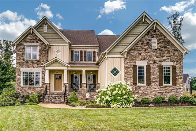 6604 Gadsby Park Terrace, Glen Allen, VA 23059 (MLS #1825229) :: EXIT First Realty