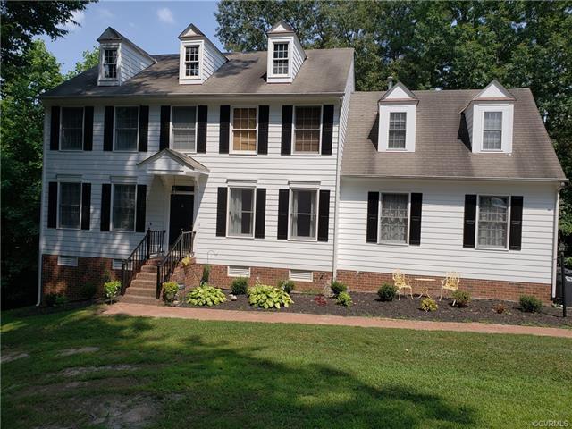 9150 Kings Charter Drive, Hanover, VA 23116 (MLS #1825238) :: RE/MAX Action Real Estate