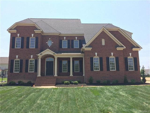 12717 Ellington Woods Place, Glen Allen, VA 23059 (MLS #1825301) :: RE/MAX Commonwealth