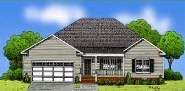 8094 Castle Grove Drive, Mechanicsville, VA 23111 (MLS #1825332) :: Explore Realty Group