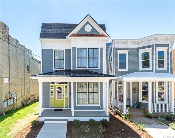 611 N 32nd Street, Richmond, VA 23223 (MLS #1825352) :: The RVA Group Realty
