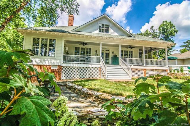 594 Southgate Drive, Heathsville, VA 22473 (MLS #1825383) :: Explore Realty Group