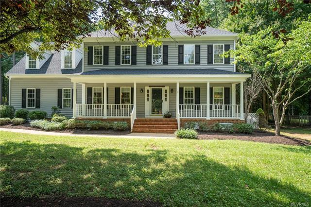 11924 Dunvegan Court, Chesterfield, VA 23838 (MLS #1825425) :: The RVA Group Realty