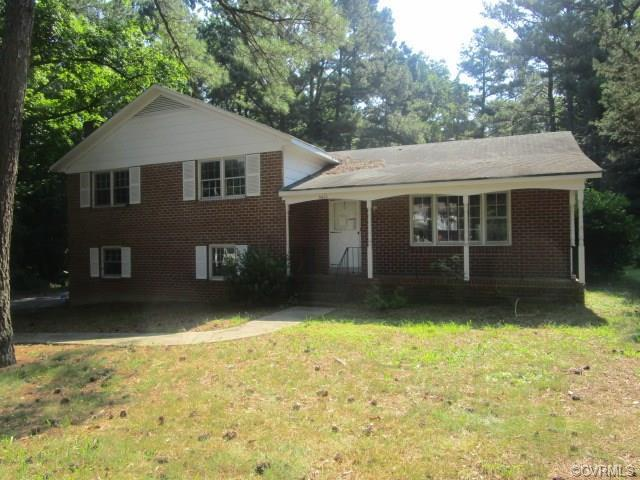 5421 Hopkins Road, North Chesterfield, VA 23234 (MLS #1825442) :: The RVA Group Realty