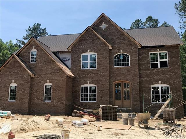 11083 Ellis Meadows Lane, Glen Allen, VA 23059 (MLS #1825448) :: RE/MAX Commonwealth