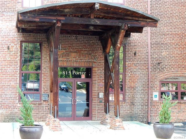 815 Porter Street U402, Richmond, VA 23224 (MLS #1825456) :: Explore Realty Group