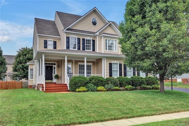 9061 Haversack Lane, Mechanicsville, VA 23116 (MLS #1825489) :: Chantel Ray Real Estate