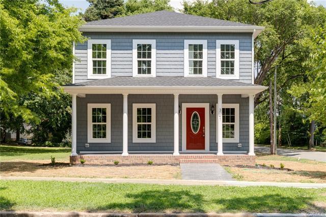 301 W 27th Street, Richmond, VA 23225 (MLS #1825562) :: The RVA Group Realty
