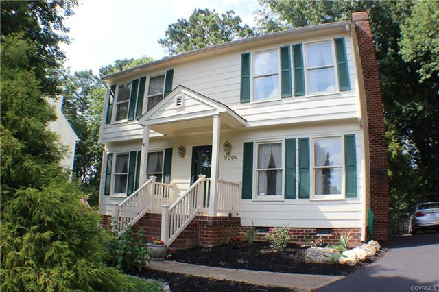 9004 Merlin Court, Glen Allen, VA 23060 (MLS #1825591) :: RE/MAX Commonwealth
