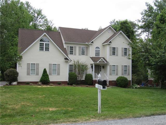 8352 Ryegate Place, Mechanicsville, VA 23111 (#1825617) :: Abbitt Realty Co.
