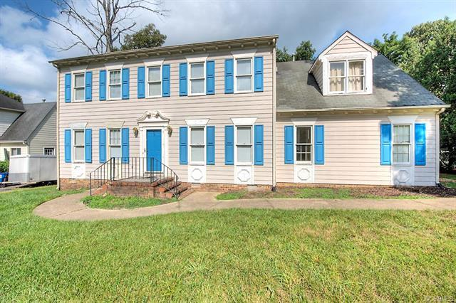 8430 Sir Lionel Place, Chesterfield, VA 23237 (MLS #1825624) :: The RVA Group Realty