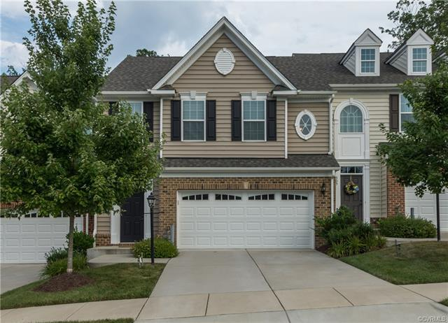 309 Creekwillow Drive, Chesterfield, VA 23113 (MLS #1825637) :: The Ryan Sanford Team