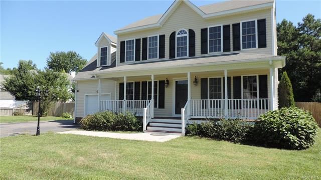 7420 Sanchez Road, Chesterfield, VA 23832 (MLS #1825642) :: The RVA Group Realty