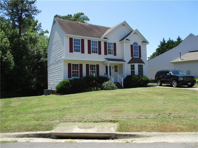 3929 Trickling Brook Drive, Henrico, VA 23228 (MLS #1825654) :: RE/MAX Action Real Estate