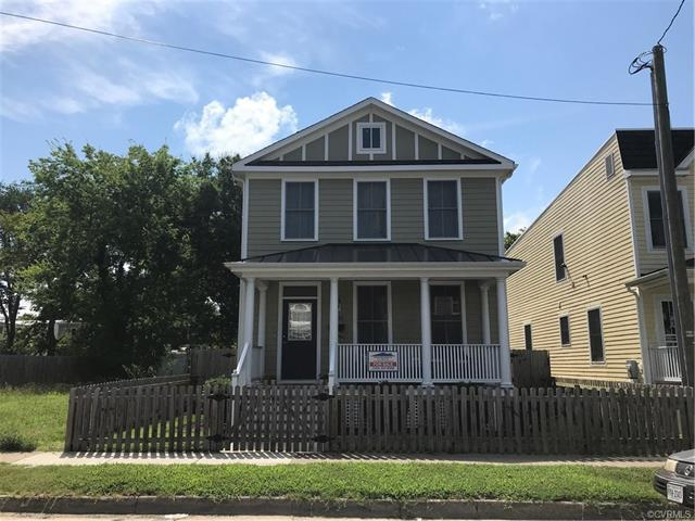 1305 N 26th Street, Richmond, VA 23223 (MLS #1825662) :: Small & Associates