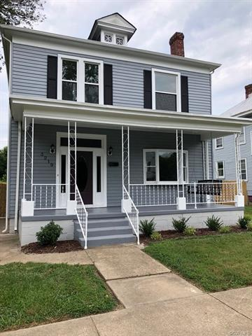3219 Carolina Avenue, Richmond, VA 23222 (MLS #1825679) :: RE/MAX Commonwealth