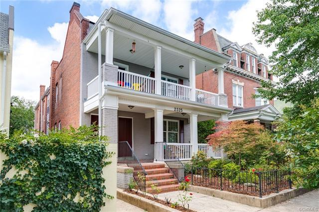 2325 Grove Avenue #1, Richmond, VA 23220 (MLS #1825684) :: RE/MAX Commonwealth