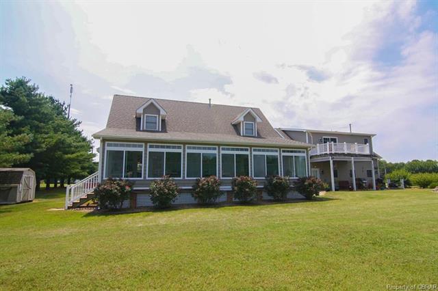 190 E Harbor Drive, Reedville, VA 22539 (MLS #1825687) :: Explore Realty Group