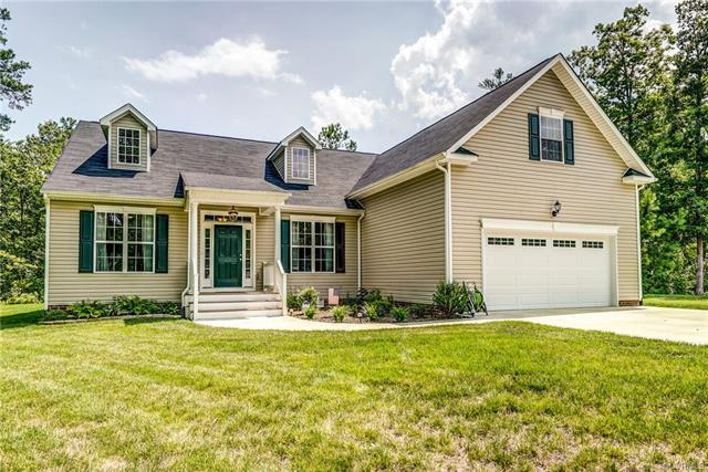 3985 Harrmeadow Lane, Chesterfield, VA 23831 (MLS #1825734) :: The Ryan Sanford Team