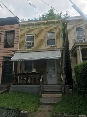 3110 P Street, Richmond, VA 23223 (MLS #1825737) :: Small & Associates
