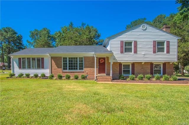 7947 Tamarind Drive, Richmond, VA 23227 (MLS #1825753) :: Chantel Ray Real Estate