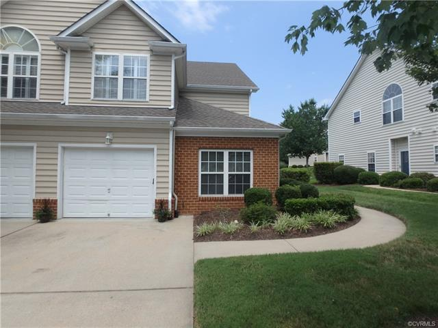 608 Hazeltine Court #608, North Chesterfield, VA 23236 (MLS #1825756) :: The Ryan Sanford Team
