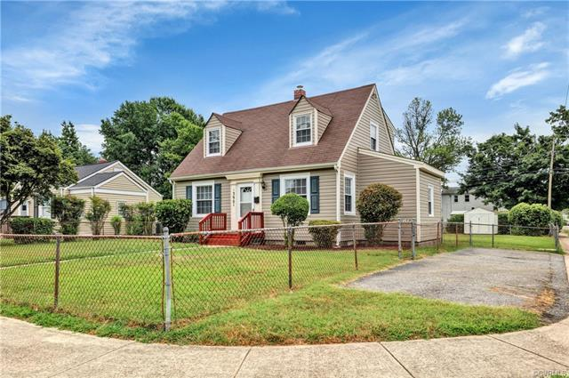 3901 E Chatham Drive, Henrico, VA 23222 (MLS #1825762) :: RE/MAX Action Real Estate
