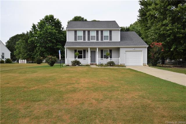 6819 Magnolia, Gloucester, VA 23061 (MLS #1825778) :: Explore Realty Group
