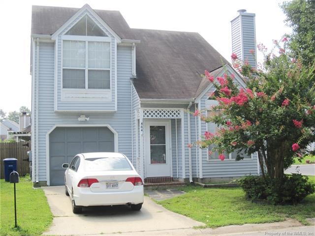 464 Wrenn Circle, Newport News, VA 23608 (MLS #1825782) :: RE/MAX Commonwealth