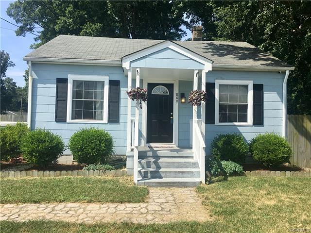 800 German School Road, Richmond, VA 23225 (MLS #1825792) :: RE/MAX Commonwealth