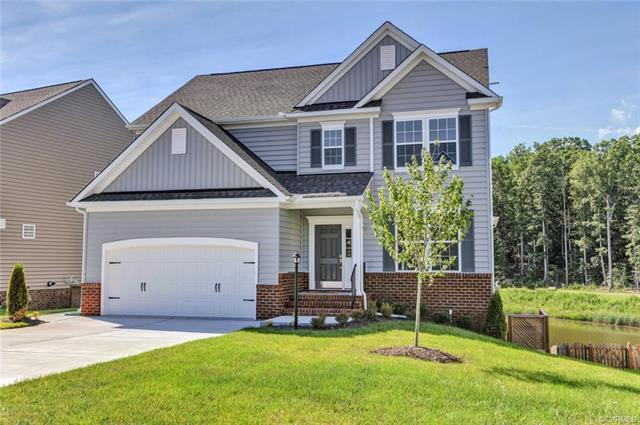 818 Agee Terrace, Midlothian, VA 23114 (MLS #1825797) :: RE/MAX Commonwealth