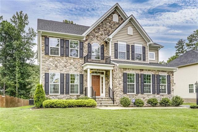 4221 Allenbend Road, Glen Allen, VA 23060 (MLS #1825799) :: RE/MAX Action Real Estate