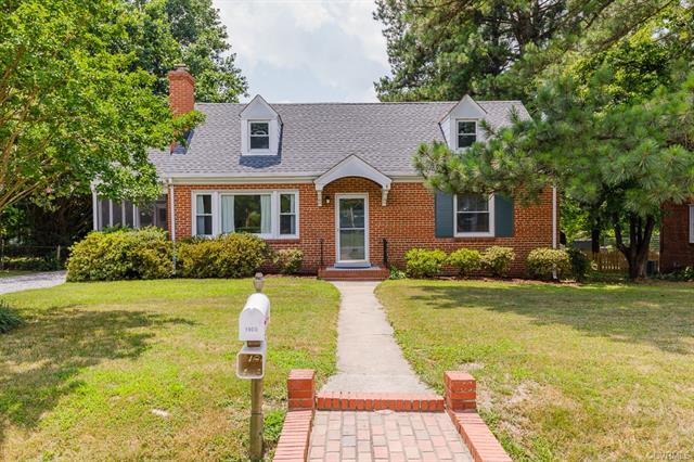 1903 Springdale Road, Henrico, VA 23222 (MLS #1825820) :: RE/MAX Action Real Estate