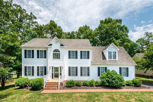 12407 Buffalo Nickel Drive, Midlothian, VA 23112 (MLS #1825839) :: RE/MAX Action Real Estate