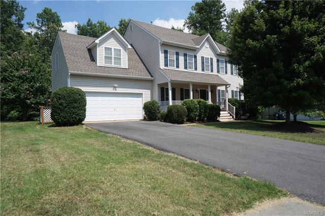 9113 Mahogany Drive, Chesterfield, VA 23832 (MLS #1825840) :: RE/MAX Action Real Estate