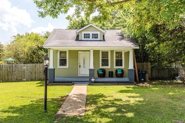 2211 Bailey Drive, Henrico, VA 23231 (MLS #1825955) :: Chantel Ray Real Estate